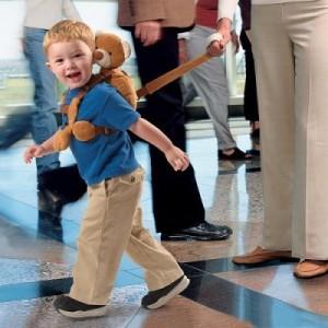 美国热销正品Goldbug/eddie bawer卡通幼儿防走失带小背包书包