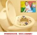 欧美流行儿童马桶座垫(加软垫)