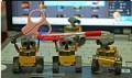 新款12厘米机器人瓦力(名片夹.手机座,笔座 )