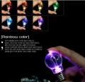 韩版炫彩LED多用灯泡