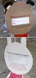 韩版小动物便签纸