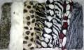 日本VIVI欧美流行热卖毛毛脚套长款