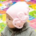 韩版卡哇伊兔子宝宝帽