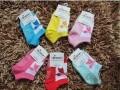 日系超可爱纯棉儿童防滑船袜