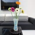 新款折叠PVC花瓶