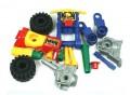 益智玩具拆装摩托车