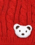 韩版小熊宝宝帽