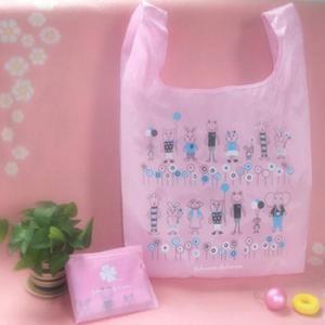 日系可爱折叠收纳袋/环保袋