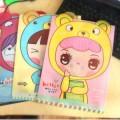 日韩可爱女孩档案袋/资料袋