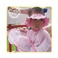正品袋鼠品牌宝宝洗发帽