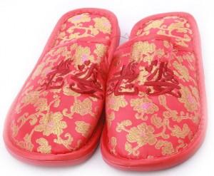 结婚必需老公老婆喜拖鞋
