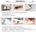 台湾超自然纯手工透明梗假睫毛10对(A05)