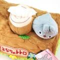正版TOTORO龙猫方形纸巾盒套