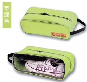 旅行必备可透视防水透气鞋包