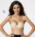 高品质心形侧翼透气硅胶文胸FREE BRA(2号款)